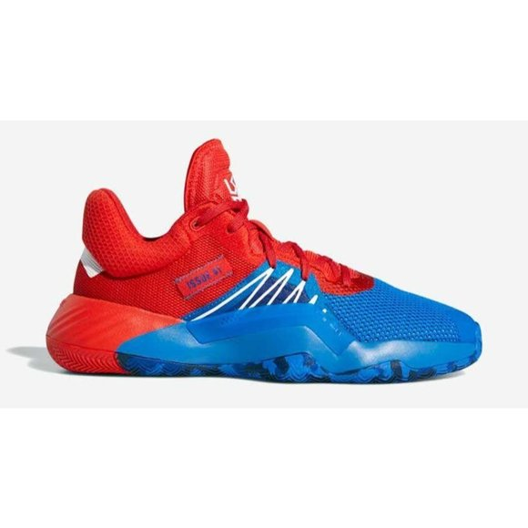 Adidas Marvel First Issue D.O.N. Spiderman Shoes